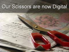 Our scissors are now digital