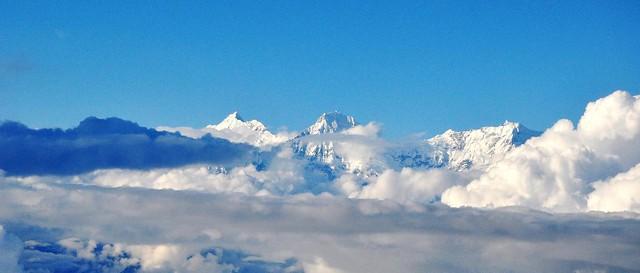 Everest / Chomolungma 8,850m