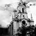San Agustin Etla church.   Oaxaca, Mex.