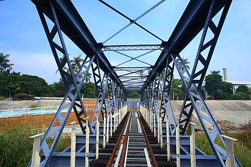 1P95虎尾糖廠鐵橋