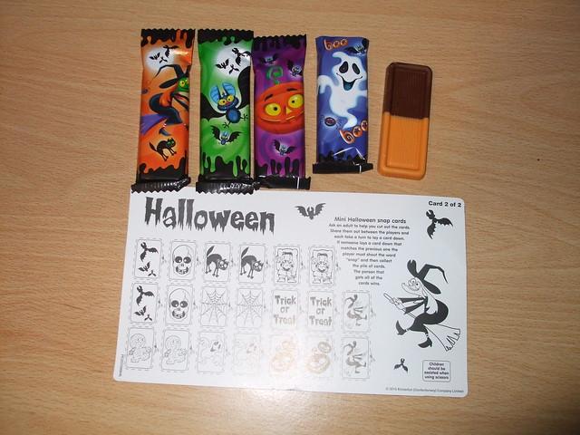 Halloween Candy 2010: Spooky Halloween Bars