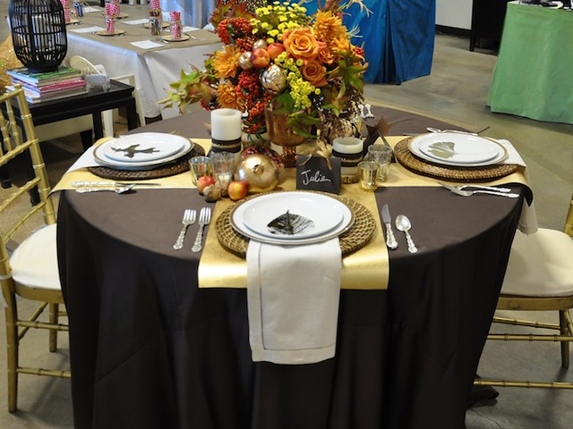 Thanksgiving Table Design Traditional 3-Camille Styles Events