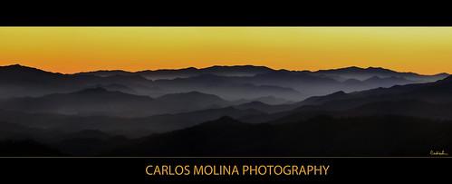sunset blueridgeparkway smokymountains nikond3 carlosmolina 200400f4 fall2010 carlosmolinaphoto