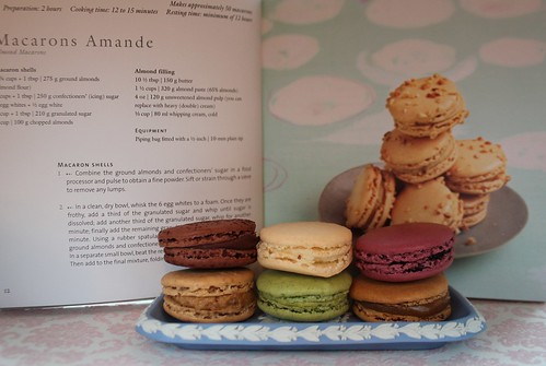 Laduree Macarons & Sucre Recipe Book