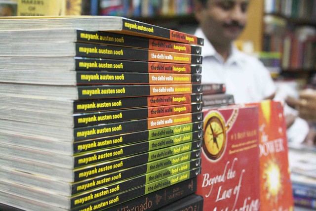 The Delhi Walla Books - They Are Not Enough