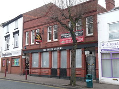 The Three Crowns - Brierley Hill