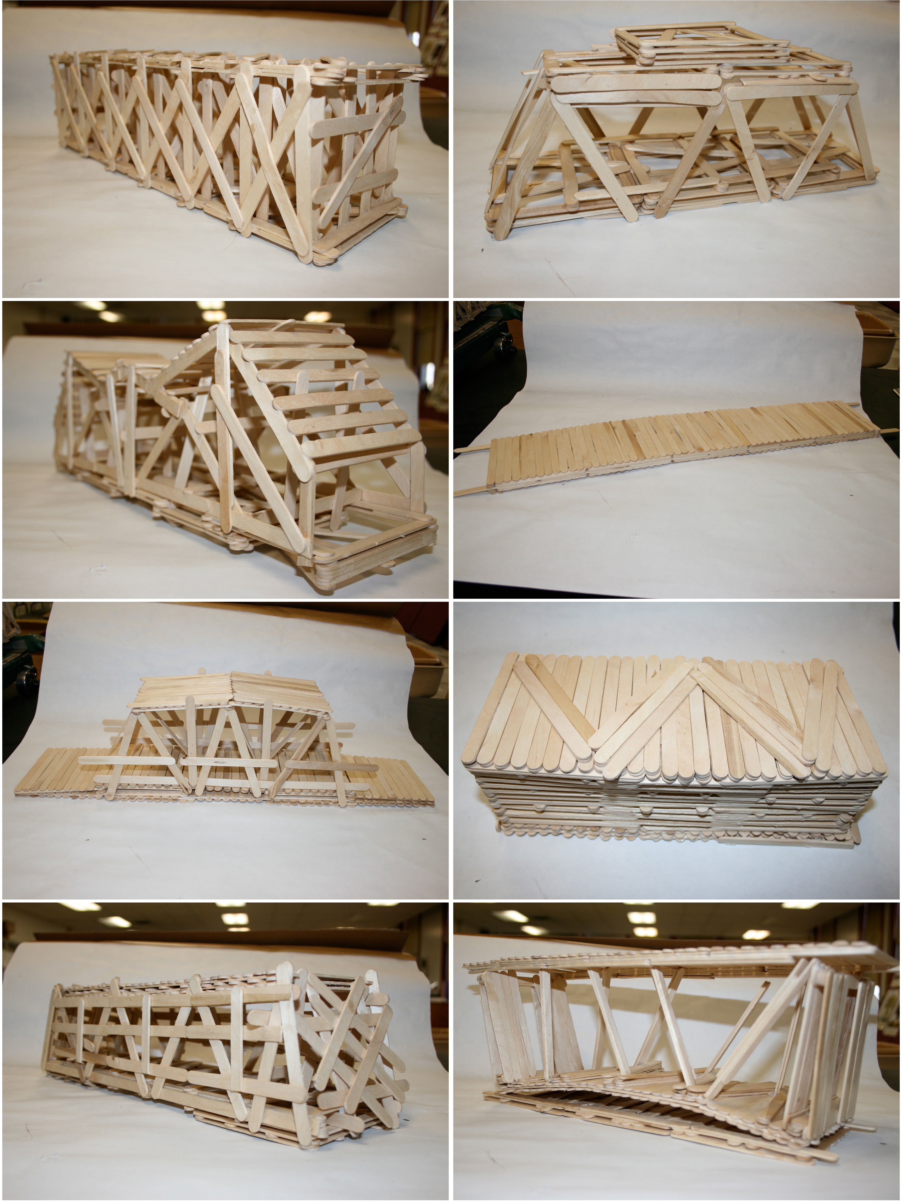 popsicle stick bridge instructions