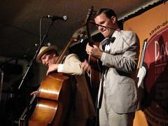 Two Man Gentlemen Band at Club Passim