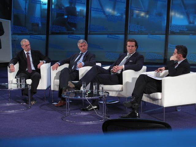 Panel, IS MEDIA STILL A LUCRATIVE BUSINESS? at Bloomberg Businessweek European Leadership Forum 2010