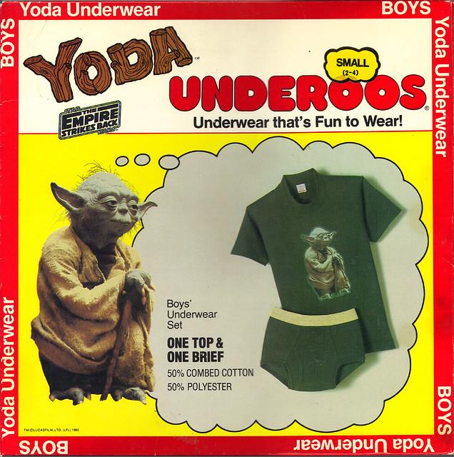 Boys Underoos Underwear