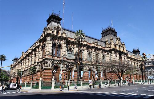 El Palacio de Aguas Corrientes, Buenos Aires