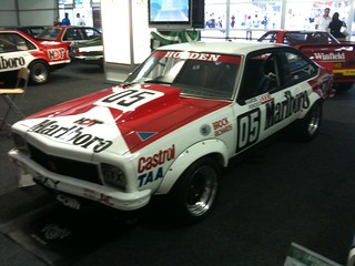1978 Holden LX Torana SS A9X Group C - Outright winner 1978 James Hardie 1000