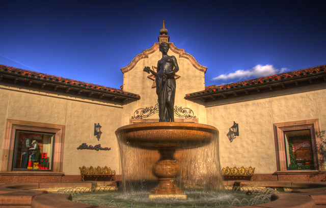 Country Club Plaza Fountain