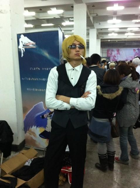 重庆ComicTime同人展_和邪社08