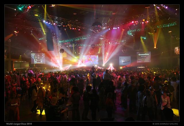 World's Largest Disco 2010
