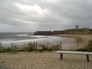 Image of Praia da Torre. oeiras praiadatorre passeiomarítimo sãojuliãodabarra