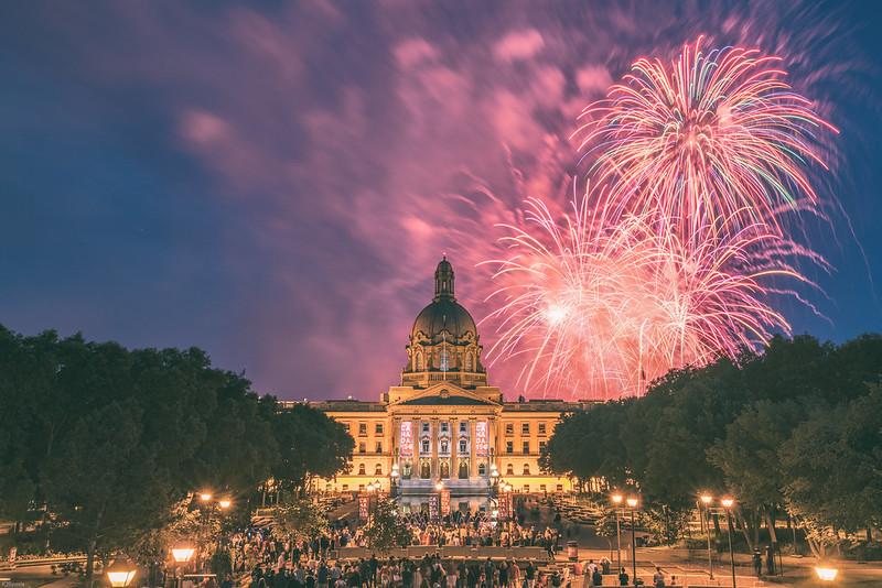 Canada Day 2017 - Edmonton