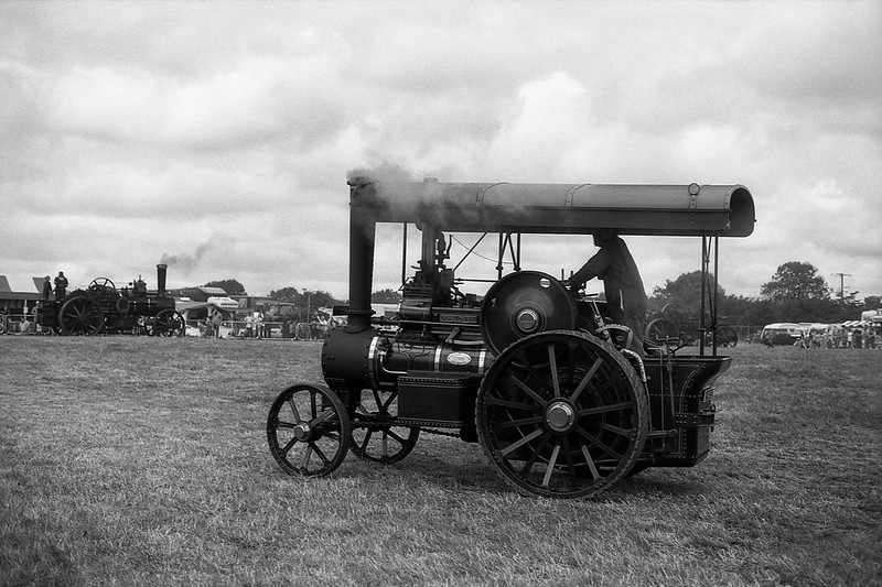 FILM - Sheffield Steam Rally 2017-19