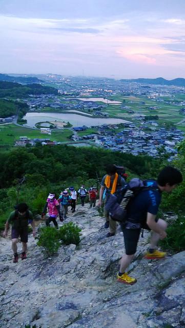 高御位山ナイトハイク (9)