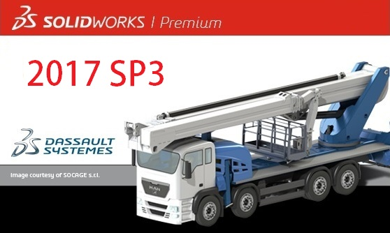 SolidWorks 2017 SP3 Full Premium Multilanguage x64