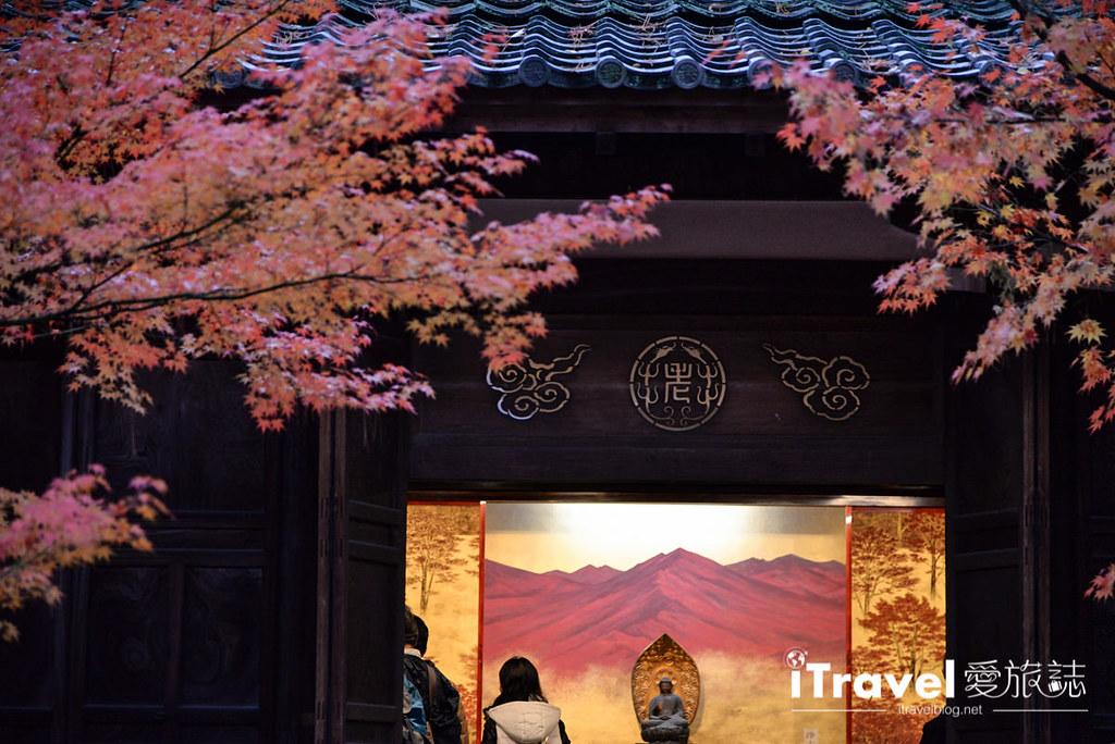 京都赏枫景点 永观堂 (66)