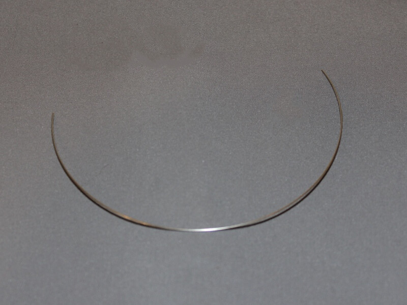 piece of memory wire