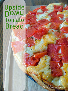 Upside Down Tomato Bread