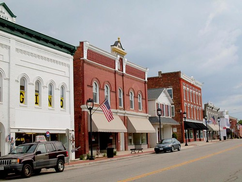street building architecture mainstreet structure business commercial smalltown