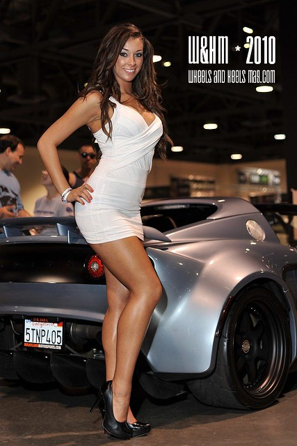 Car Girls 2 A Gallery On Flickr