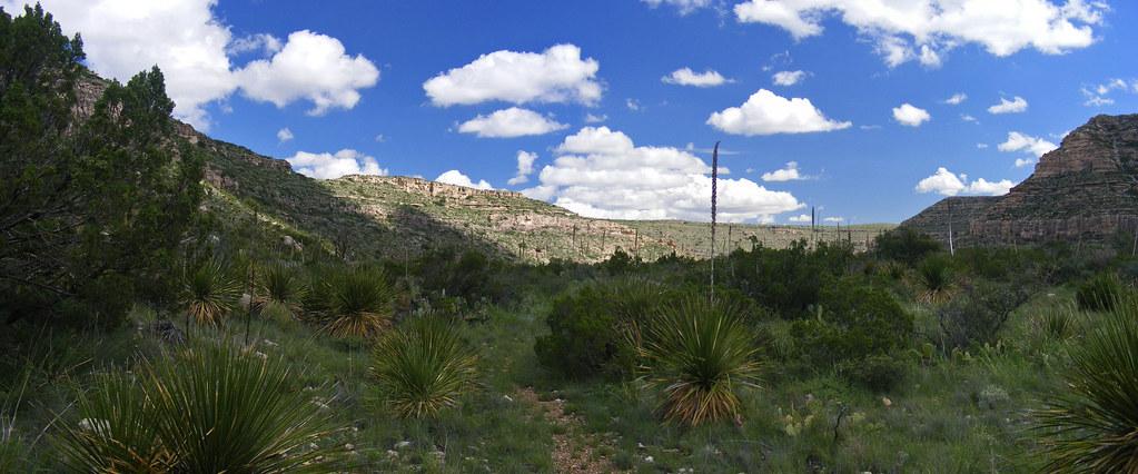 Carlsbad New Mexico - Sitting Bull Falls, NM