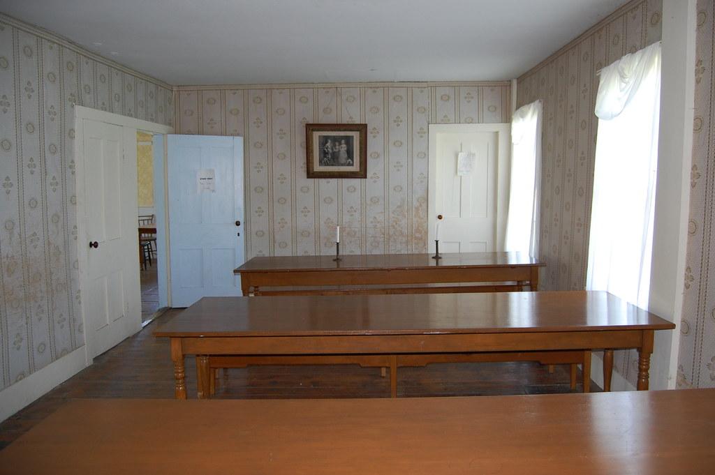 Erie Canal  Village - Dining Room area - Bennett's Tavern