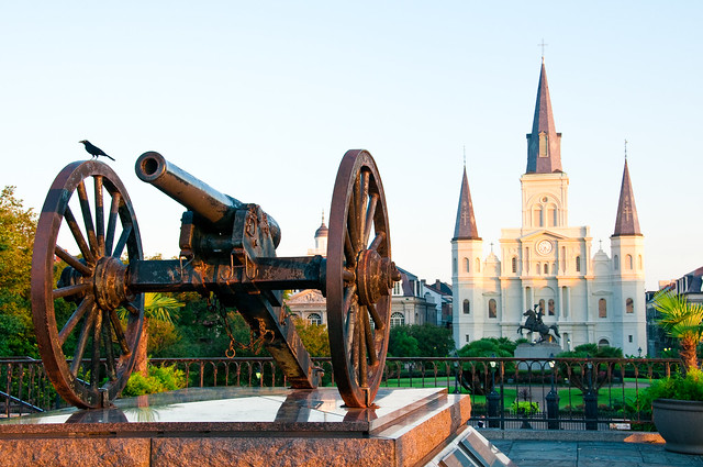 New Orleans by CC user 30928442@N08 on Flickr