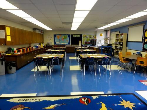 Classroom Design For Grade 7 : Flickriver photoset classroom arrangement by bk