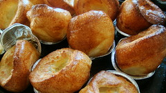 breakfast, malasada, baking, fried food, bread, popover, baked goods, food, bread roll, dish, cuisine, beignet, danish pastry,