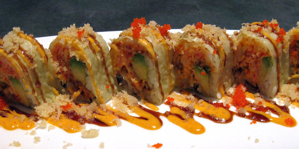 Colourful Roll