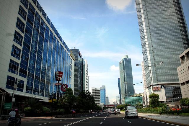 Enjoy Jakarta! @Jl. Thamrin.