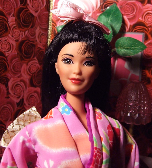 The adorable Japanese Barbie