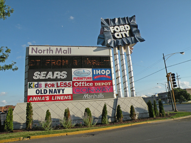 ford city mall flickr photo sharing. Cars Review. Best American Auto & Cars Review