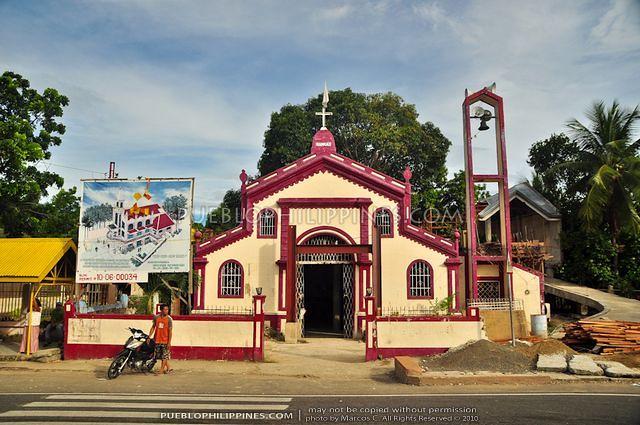 San Fernando (Cebu) Philippines  City new picture : Brgy. Sangat Church San Fernando Southern Cebu Commuti… | Flickr ...