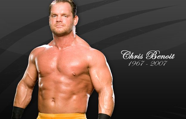 Header of Chris Benoit