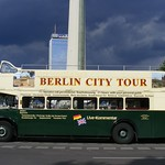 Southend-on-Sea Leyland Titan open-top sightseeing Bus, Berlin