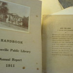 Handbook of the Jacksonville Public Library and Annual Report, 1911
