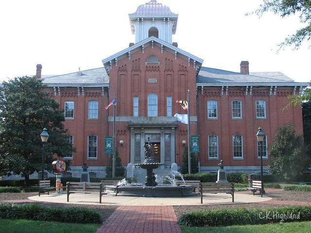Frederick Architecture