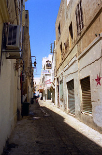 Inside Medina of Sousse
