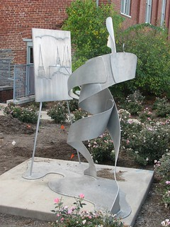 Downtown Frederick Sculpture