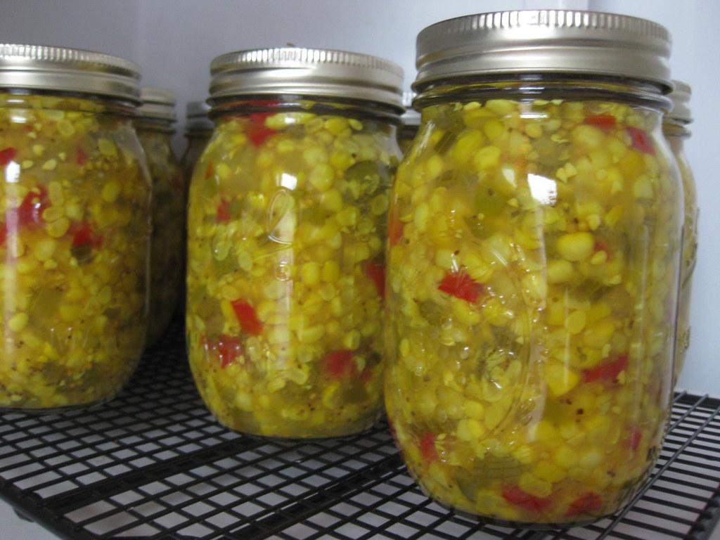Pickled Corn Relish | Explore BlueberryFiles' photos on ...