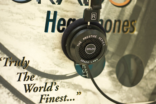 Grado SR125i Headphone