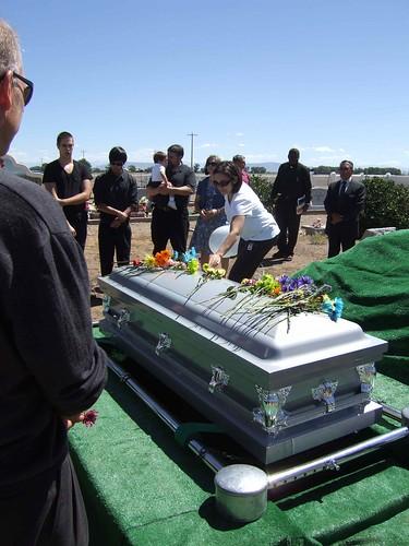 newmexico colorado cemetary funeral burial mildredelizabethnewmanchávez
