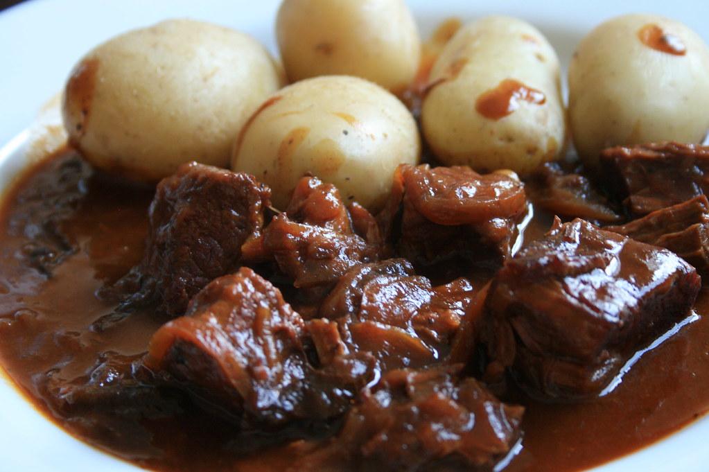 Carbonnades A La Flamande Recipe — Dishmaps