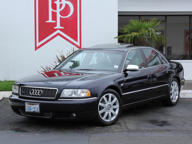 2003 Audi S8 Flickr Photo Sharing